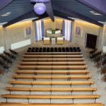Interieur Maranathakerk