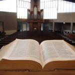 Kanselbijbel Maranathakerk