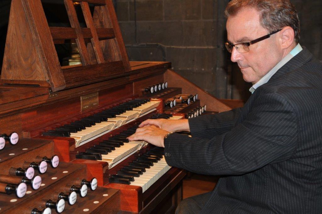 martin zonnenberg organist
